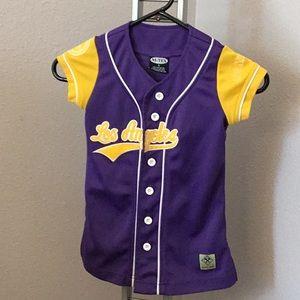 Los Angeles baseball jersey